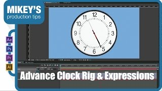 Advanced Clock rig and expressions