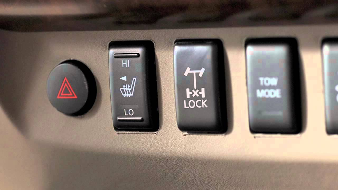 2015 NISSAN Titan - Electronic Locking Rear Differential or E-Lock ...