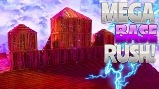 MEGA BASE RUSH! (Fortnite Battle Royale)