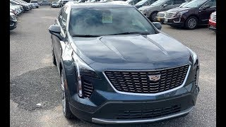 CADILLAC XT4 DRIVE and REVIEW