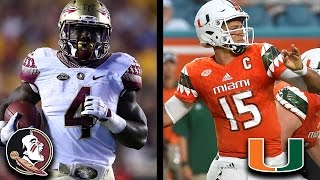 FSU vs. Miami Hype Video: The Next Chapter In A Historic Rivalry