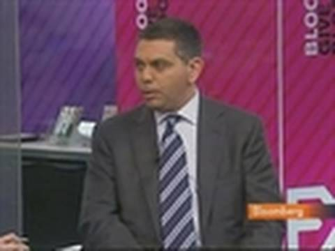 Wallach Says China Stocks Lagging Emerging Market Peers: Video