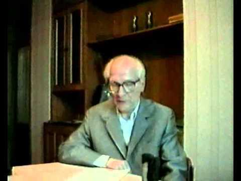 Erich Honecker - Exil in Moskau (1990)