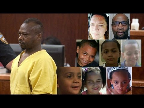 David Conley Uses Bible To Explain Killing 6 Children and 2 Adults