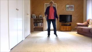Honky Tonk Highway -   Line Dance  By K. Cavallaro (&Teach)