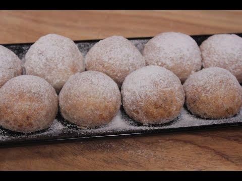 Russian Tea Cakes | The Dessert Queen - Neelanjali | Sanjeev Kapoor Khazana
