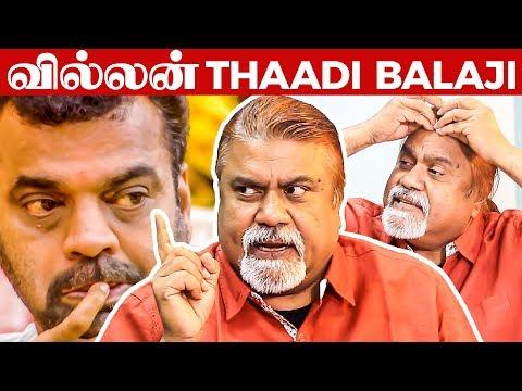 நீ வெளியே வா பாத்துக்குறேன்..Thaadi Balaji-ஐ கிழித்த Ananth Vaidyanathan | Bigg Boss 2