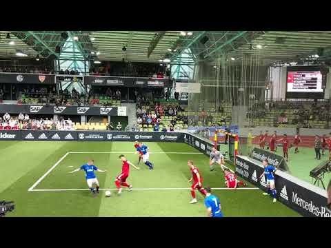 Mercedes-Benz Junior Cup 2019 Rangers v Bayern Munich