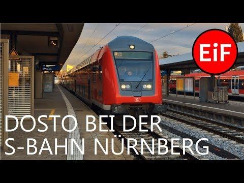 EiF | S-Bahn Nürnberg - Doppelstockwagen auf der S1