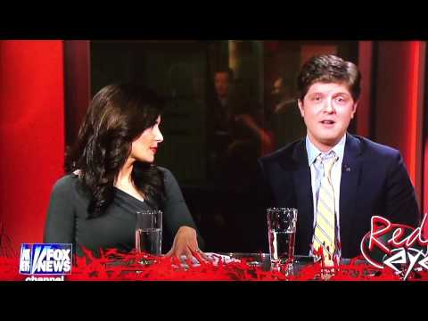 Fox News Red Eye host Joanne Nosuchinsky - Sugar Daddy