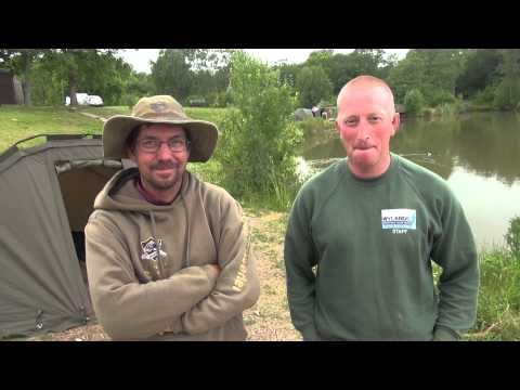 WYLANDS INTERNATIONAL ANGLING CENTRE, BATTLE, E. SUSSEX  ANGLERS MAIL TACTICAL BRIEFINGS