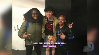 Street Jam 2019 - Bgirl Terra vs 77 (Flash Jordan) - Quarter Final Breaking Battle
