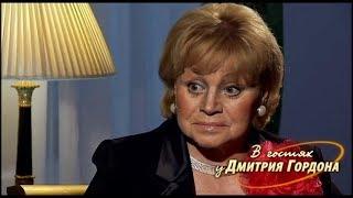 Егорова: Мать Миронова уверена была, что я с ним рядом быть не должна