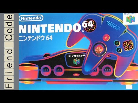 Friend Code Episode 3 - Nintendo Memories Part 2 (N64/GBC/VB)
