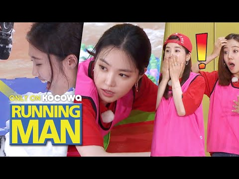 """Apink - """"Tears"""" by So Chan Whee [Running Man Ep 459]"""