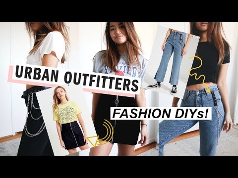 DIY Urban Outfitters Clothing!  rachspeed