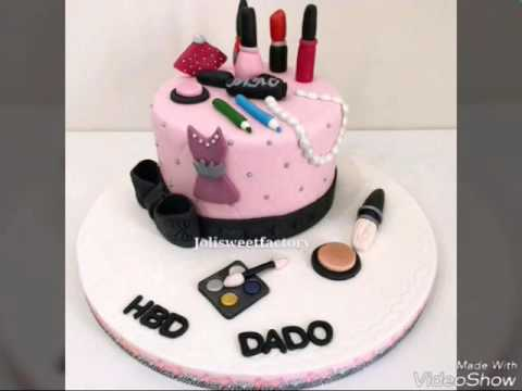 Make Up Cakes For Girls