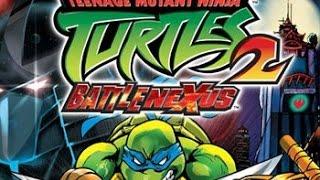 TMNT 2 Battle Nexus E2003 Trailer