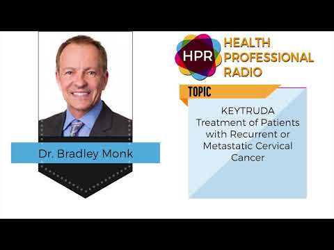 KEYTRUDA Treatment of Patients with Recurrent or Metastatic Cervical Cancer
