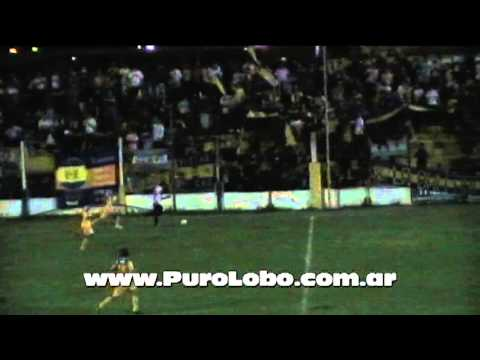 www.PuroLobo.com.ar:  Huracán (SR) 0 - Gimnasia (MZA) 1 - Fase 1/Fecha5 - Argentino B 2013/14