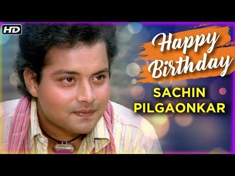 Happy Birthday Sachin  Best Scenes Of Sachin Pilgaonkar  Nadiya Ke Paar Hindi Movie