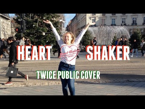 [ Joli ] TWICE - Heart Shaker - Public Dance Cover