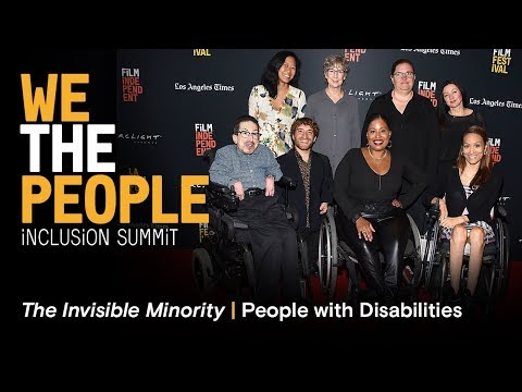 DISABILITIES: THE INVISIBLE MINORITY - We The People   2018 LA Film Festival