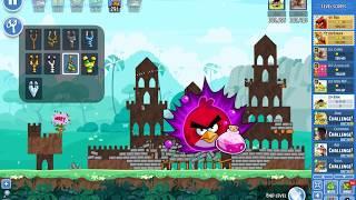 Angry Birds Friends tournament, week 341/B, level 2