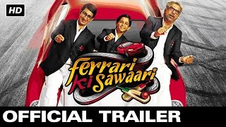 Ferrari Ki Sawaari | Official Theatrical Trailer | Sharman Joshi, Boman Irani