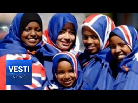 "Complete Horror Show : Vesti Special Report on ""Success"" of UK's Multicultural Experiment"
