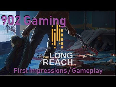 The Long Reach     Gameplay / First Impressions Episode 1  