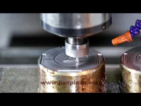 Professional die making for lapel pins and metal badges