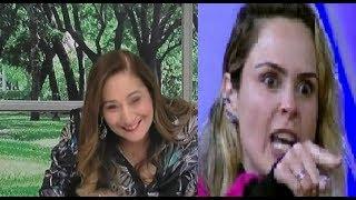 """Sonia Abrão """"ESCULACHA"""" Ana Paula Renault e manda RECADO  pra Ex BBB"""