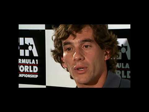 Ayrton Senna | Top Gear Tribute