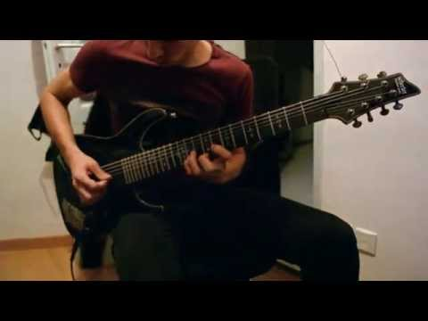 Bring Me The Horizon - Drown (Guitar Cover)