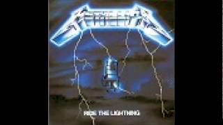 Metallica-Ride The Lighting FULL ALBUM 8-bit cover!