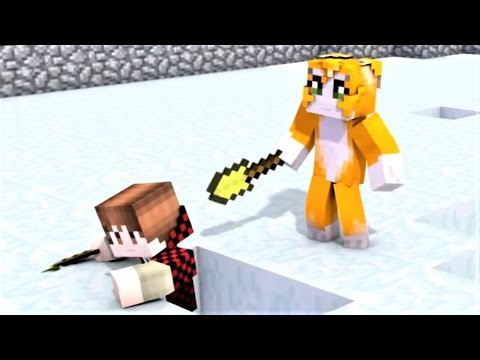 "Minecraft Song ""Battle"" ft. Stampy, Ssundee, Yogscast, Captainsparklez, Bajancanadian, and Sky"