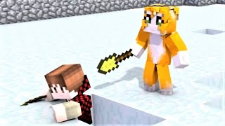Minecraft Song Battle ft Stampy Ssundee Yogscast Captainsparklez Bajancanadian and Sky