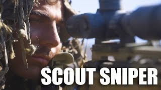 Sighting in | Marine Scout Sniper