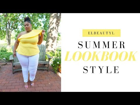 bd5a031d3c My Sexy Summer Plus Size Style Lookbook | Try On | Haul