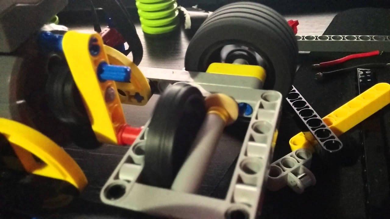 Lego Drift Car Wip W Turbo Whistle Youtube
