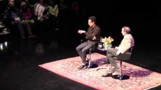 Malcolm Gladwell & Adam Gopnik in a Creative Conversation