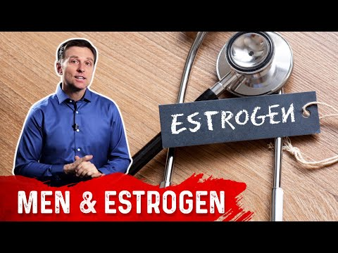 Men, Estrogen & Weight Gain....and Man Boobs