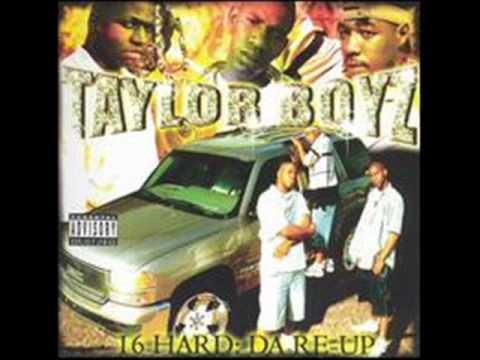 Taylor Boyz - 16 Hard Da Re Up - Ice White