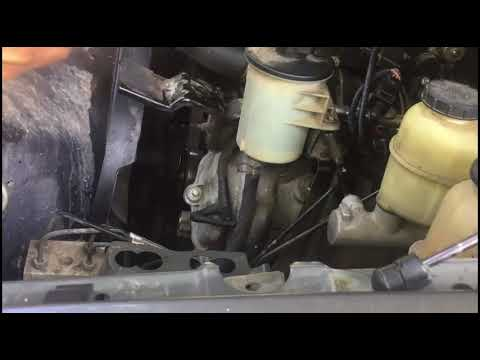 04 ford f150 5 4 how to replace camshaft position sensor