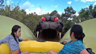 Jamberoo Action Park in Australia (Wild Music Clip!)