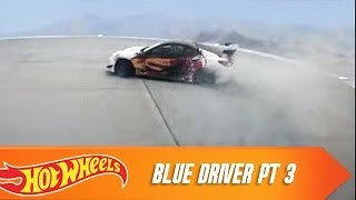 Team Hot Wheels Blue Driver: Part 3 | Hot Wheels