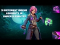 3 Different Maeve Loadouts in Under 5 Minutes (Guide)