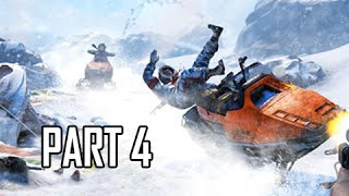 Far Cry 4 Valley of the Yetis DLC Walkthrough Part 4 - Second Night (FC4 Gameplay Commentary)