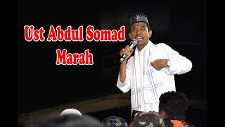 Ust. Abdul Somad ketika dia ceramah di lorong sempit